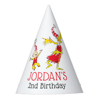 Dr. Seuss | Happy Birthday to You Party Hat