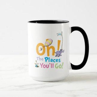 Dr. Seuss | Oh! The Places You'll Go! Mug