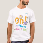 """Dr. Seuss   Oh! The Places You&#39;ll Go! T-Shirt<br><div class=""""desc"""">This cute Dr. Seuss shirt is the perfect gift for your graduate.</div>"""