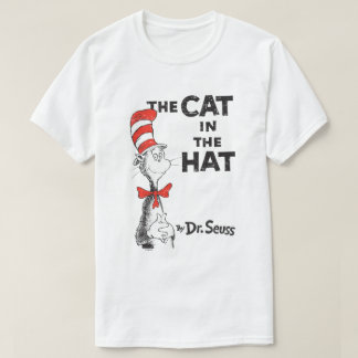 Dr. Seuss | The Cat in the Hat Book T-Shirt