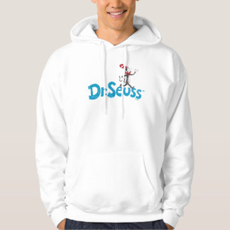 Dr. Seuss | The Cat in the Hat Vintage Logo Hoodie