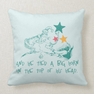 Dr. Seuss | The Grinch and Max Throw Pillow