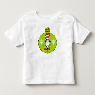 Dr Seuss | The Grinch | Classic The Cat in the Hat Toddler T-shirt