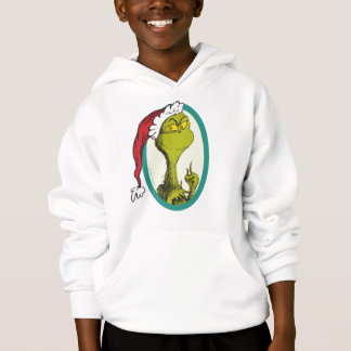 Dr. Seuss | The Grinch Hoodie