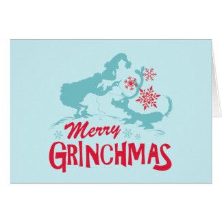 Dr. Seuss | The Grinch - Merry Grinchmas Card