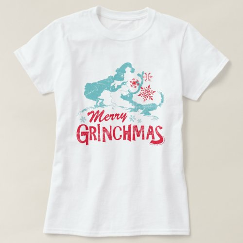 Dr. Seuss | The Grinch - Merry Grinchmas T-Shirt