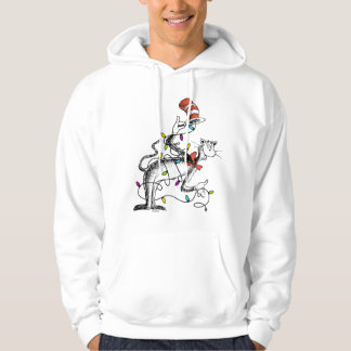 Dr Seuss | The Grinch | Mischievous Cat in the Hat Hoodie