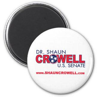 Dr. Shaun Crowell for U.S. Senate Magnet