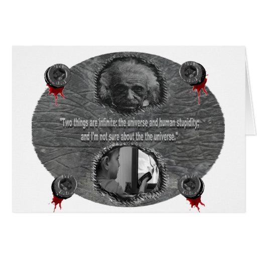 Dr.Stein Greeting Card