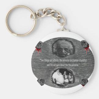Dr.Stein Llavero Redondo Tipo Pin