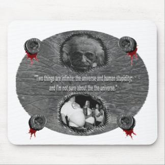 Dr.Stein Mouse Pad
