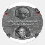 Dr.Stein Round Stickers