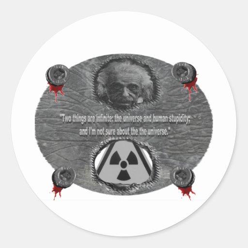Dr.Stein Sticker