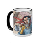 Dr. Strange Effortless Battle Ringer Coffee Mug