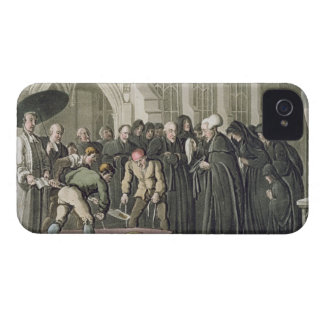 Dr Syntax at the Funeral of his Wife, from 'The To iPhone 4 Covers
