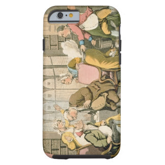 Dr Syntax in Danger, from 'The Tour of Dr Syntax i Tough iPhone 6 Case