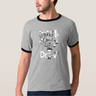 Dr V casual wear T-Shirt