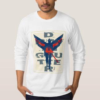Dr Wingbutter American Long Sleeve T-Shirt