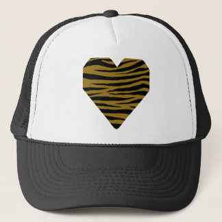 Drab Tiger GH Trucker Hat