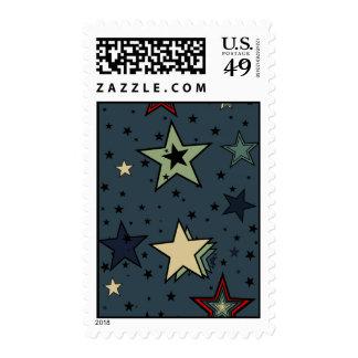 Drab Twilight Stamp