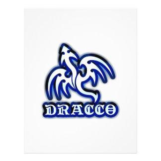 Dracco Flyer Personalizado