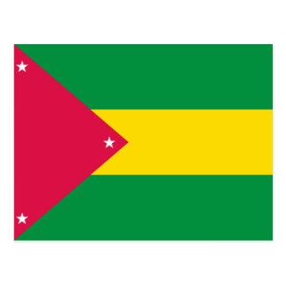 Dracena Saopaulo Brasil, Brazil flag Postcard