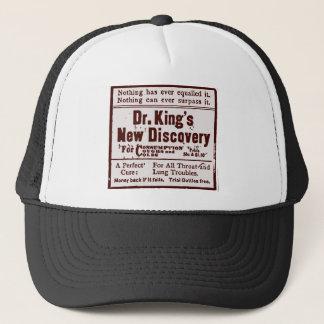 Drachma kings ad old trucker hat