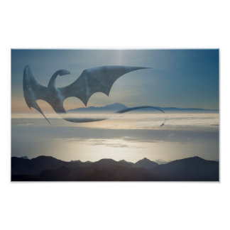 Draco Canariensis, Canary Islands Dragon poster