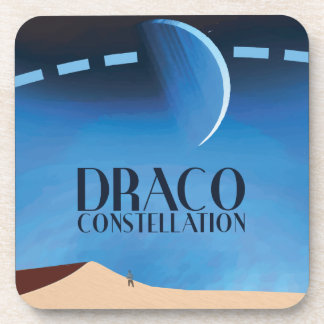 Draco Constellation Coaster