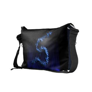 Draco Dragon Rickshaw Messenger Bag