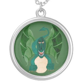 Draco in Flight Necklace
