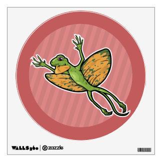 Draco Lizard Wall Decal