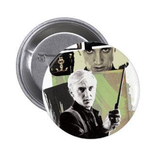 Draco Malfoy 2 Pinback Button
