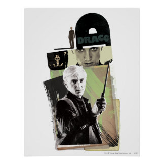 Draco Malfoy 2 Poster