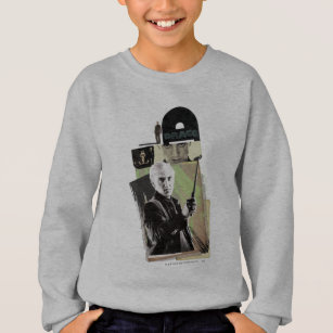 Harry Potter Draco Malfoy Photo Collage Sweatshirt