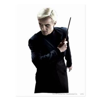 Draco Malfoy 3 Postcard