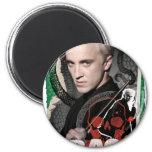 Draco Malfoy 6 2 Inch Round Magnet