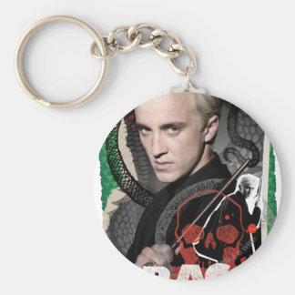 Draco Malfoy 6 Llaveros Personalizados