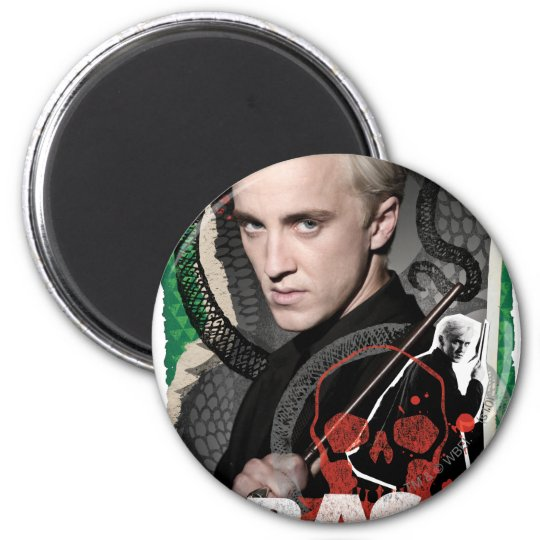 Draco Malfoy 6 Magnet
