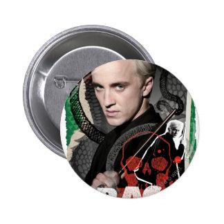 Draco Malfoy 6 Pinback Button