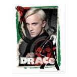 Draco Malfoy 6 Postcards