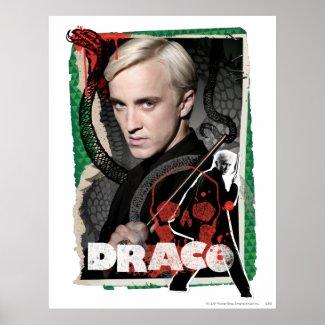 Draco Malfoy 6 print