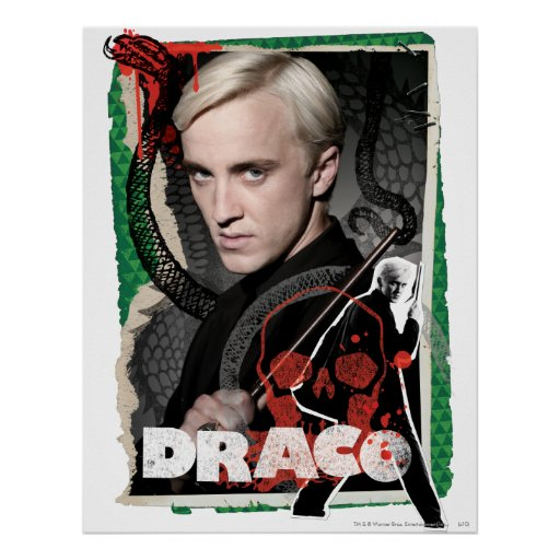 Draco Malfoy 6 Posters
