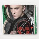 Draco Malfoy 6 Tapetes De Ratones