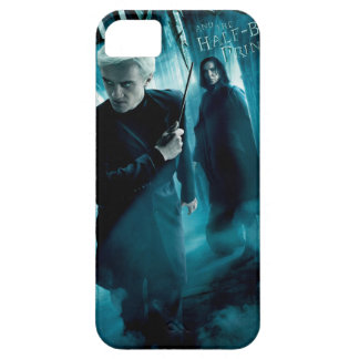 Draco Malfoy and Snape 1 iPhone 5 Case