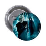 Draco Malfoy and Snape 1 Pinback Button