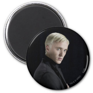 Draco Malfoy Arms Crossed 2 Inch Round Magnet