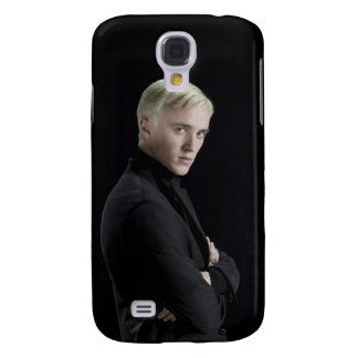 Draco Malfoy Arms Crossed Galaxy S4 Covers