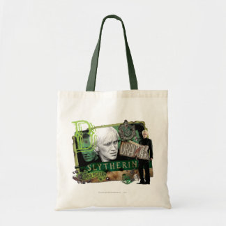 Draco Malfoy Collage 1 Budget Tote Bag