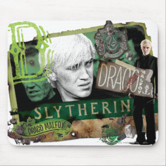 Draco Malfoy Collage 1 Mouse Pad